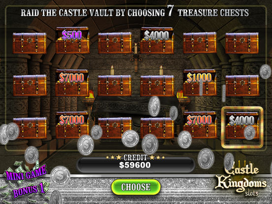 Castle Kingdoms Dragon Reel Slots screenshot 9