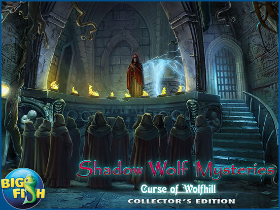 Shadow Wolf Mysteries: Curse of Wolfhill (Full) screenshot 10