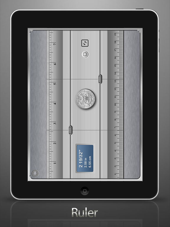 measure distance with iphone ruler with measure and unit converter screenshot 15670