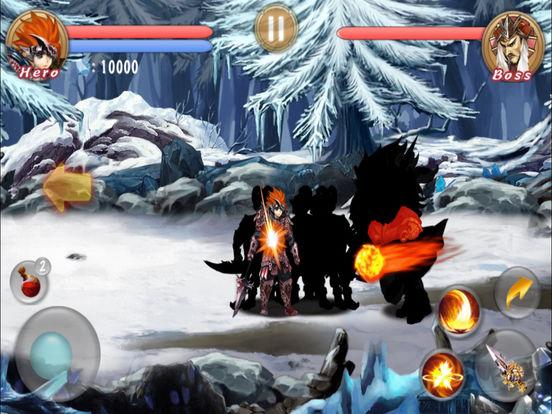RPG--Dark Blade Pro screenshot 9
