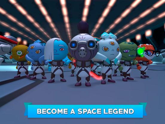 Space Legend : Battle for Eternity screenshot 6
