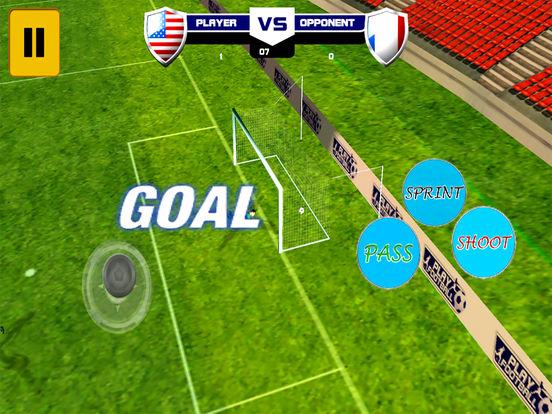 Football Ultimate Real soccer : Hero-es all-stars screenshot 5