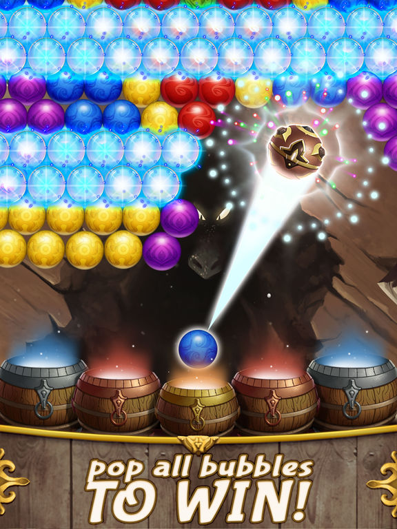 Bubble Shooter Dragon screenshot 8