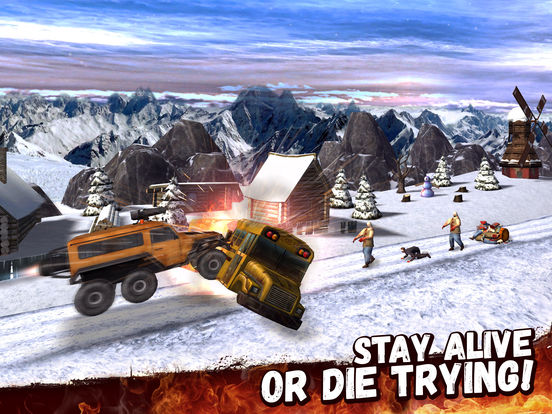Zombie Derby 2 screenshot 10