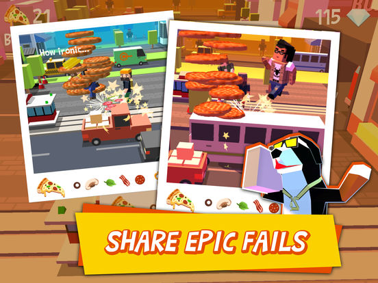 Pizza Street – Deliver that pizza! screenshot 10