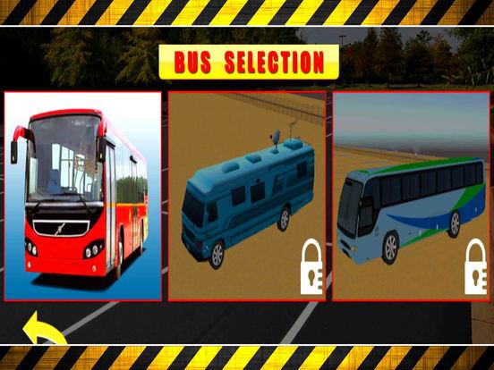City Bus Parking : 3D Real Sim-ulation Drive-r screenshot 5
