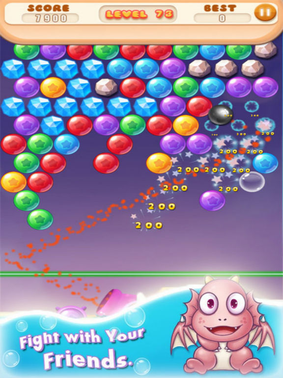 Star Galaxy Shoot - Bubble Mania screenshot 5