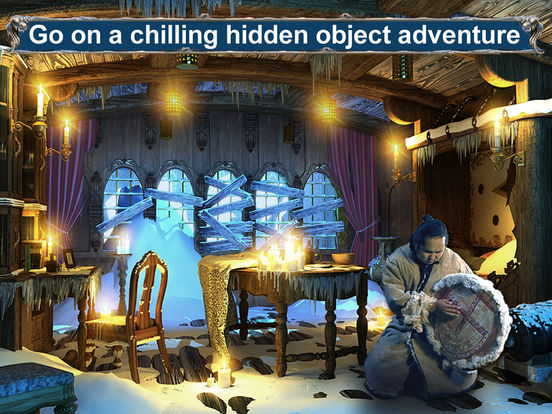 Mystery Expedition: Prisoners of Ice Hidden Object screenshot 10