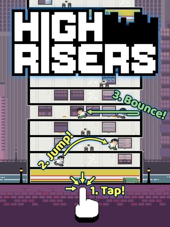 High Risers screenshot 6