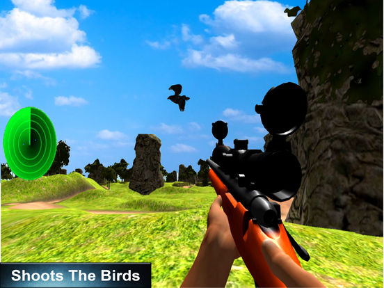 Hunt The Birds : A Real Shooting Adventure screenshot 5