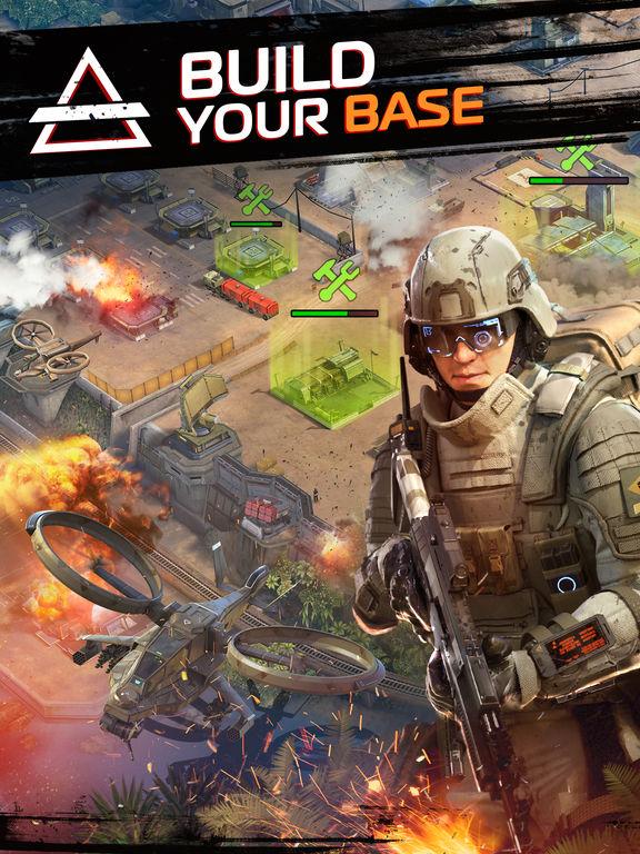 Soldiers Inc: Mobile Warfare screenshot 6