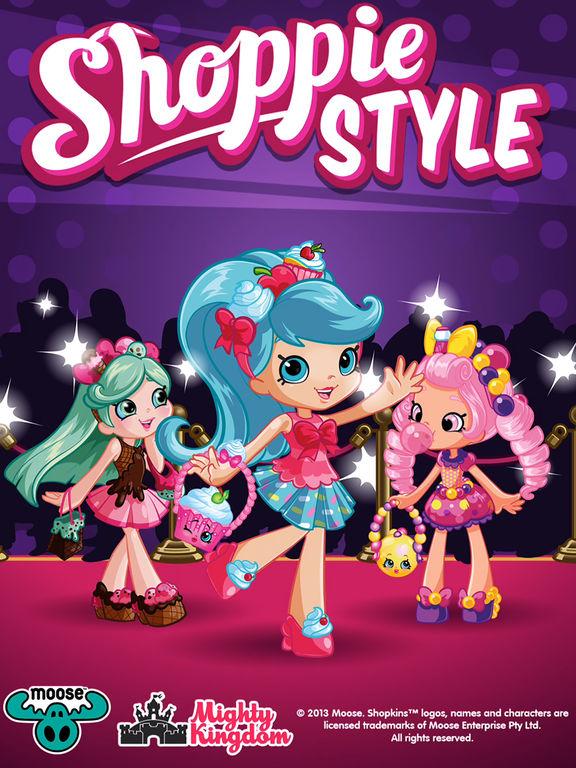 Shopkins: Shoppie Style screenshot 5