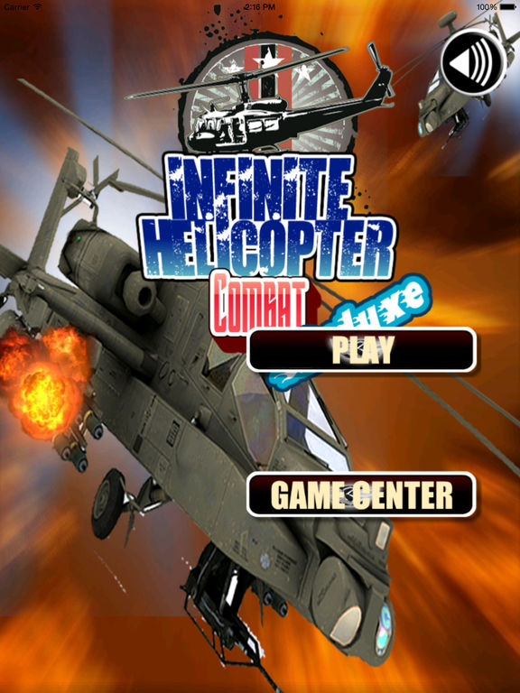 A Infinite Helicopter Combat Deluxe - An Addictive Power In Heaven screenshot 6