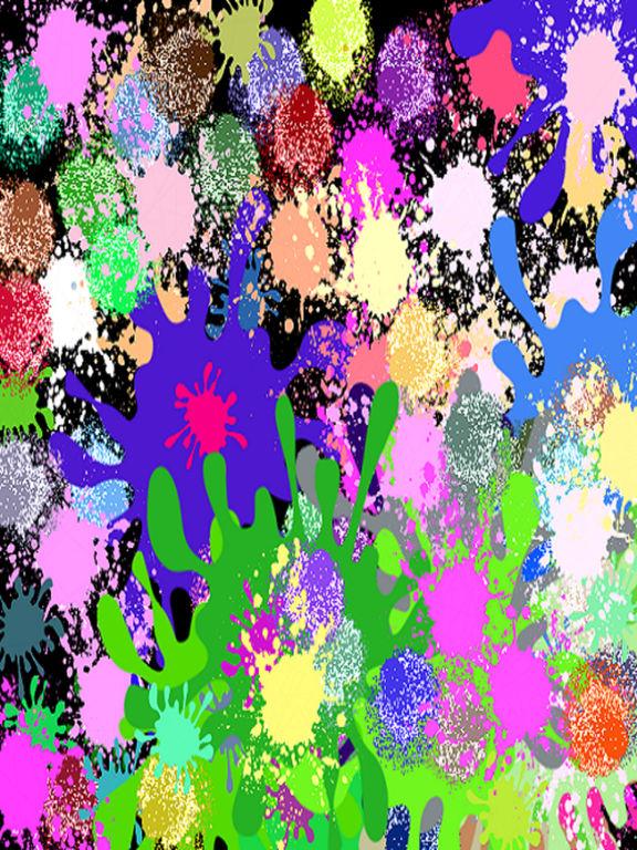 Kid's Splatter Paint screenshot 5