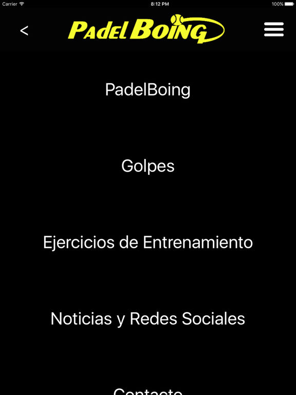 PadelBoing screenshot 7