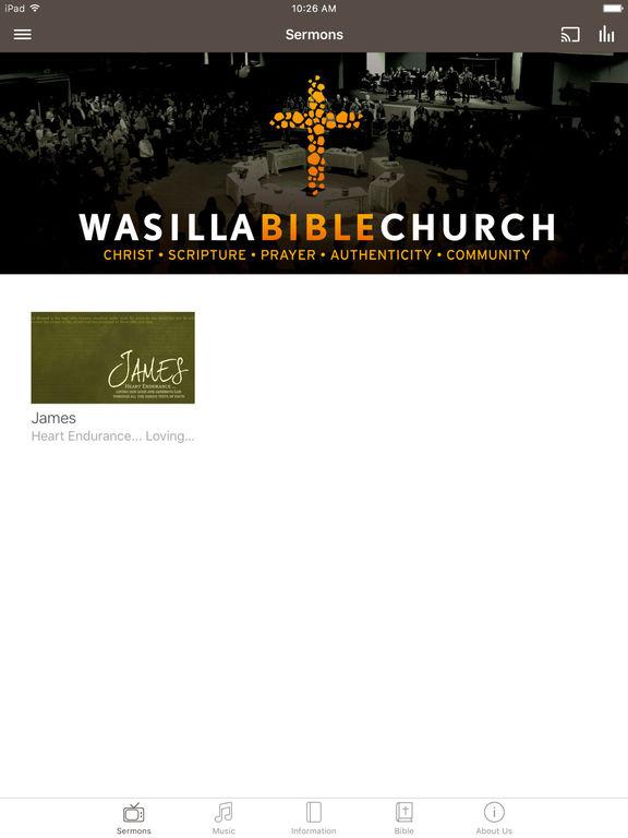 Wasilla Bible Church screenshot 4