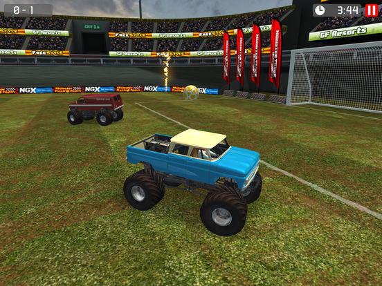 Monster Truck Soccer screenshot 7