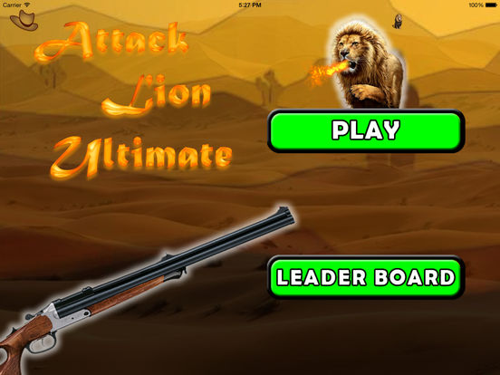 Attack Lion Ultimate: Instinct Animal PRO screenshot 6