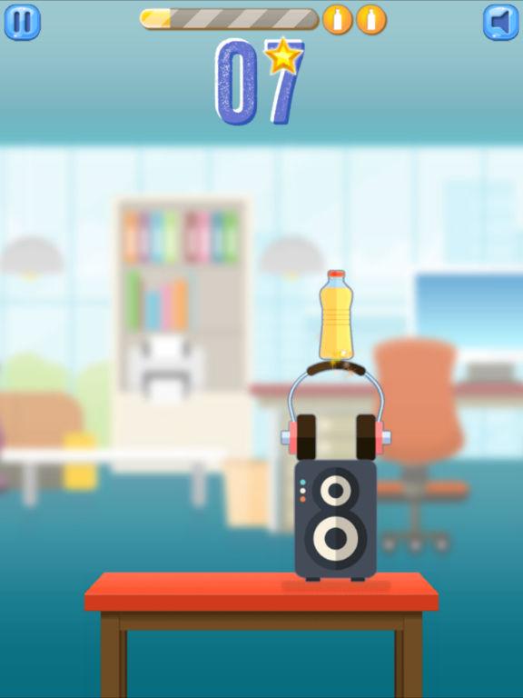 Bottle Flip Challenge (ad free) screenshot 9