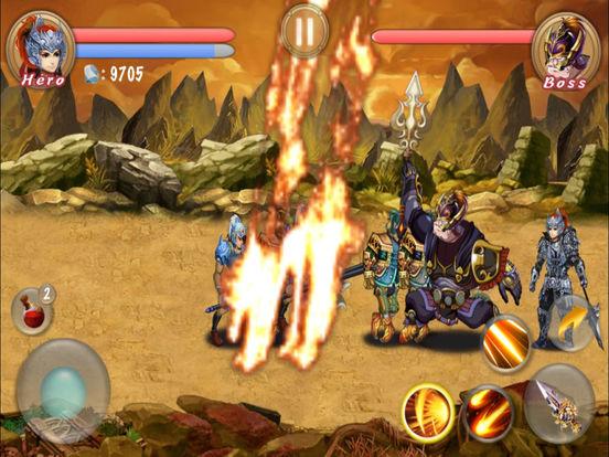 Action RPG-Blade Of Dragon Hunter screenshot 10