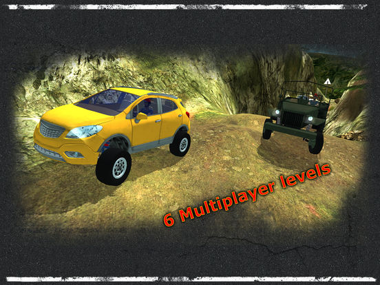 4x4 Road race Lite screenshot 8