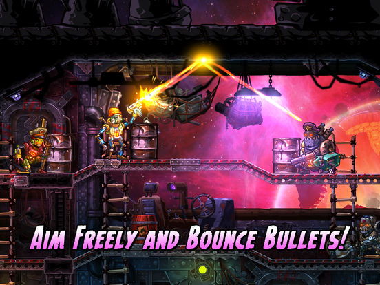SteamWorld Heist screenshot 6