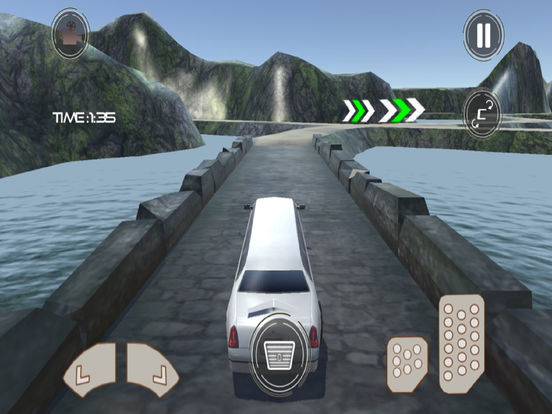 Off-Road Limousine Taxi screenshot 8