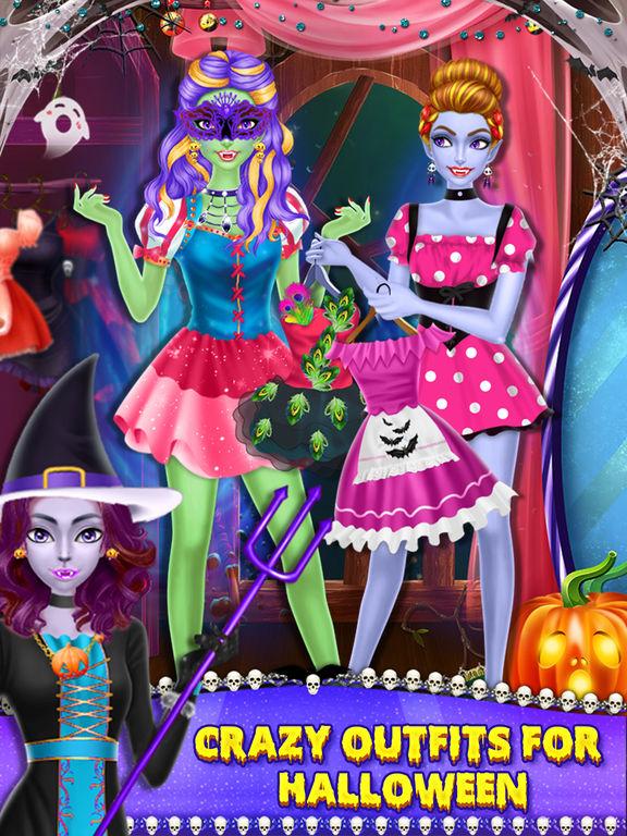 Halloween Dream Salon screenshot 6