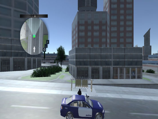 Police Parking Simulator : Real Driving Skill Test screenshot 4