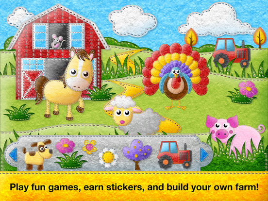 Feed Animals: Toddler games for 1 2 3 4 year olds screenshot 10