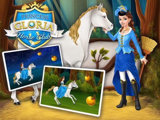 Princess Gloria Horse Club - No Ads screenshot 10