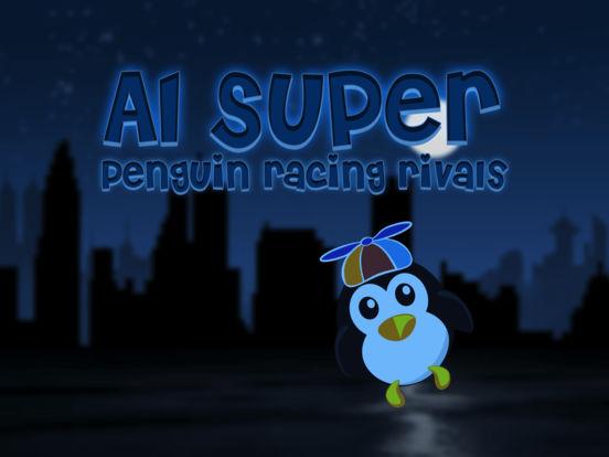 A1 Super Penguin Racing Rivals Pro screenshot 4