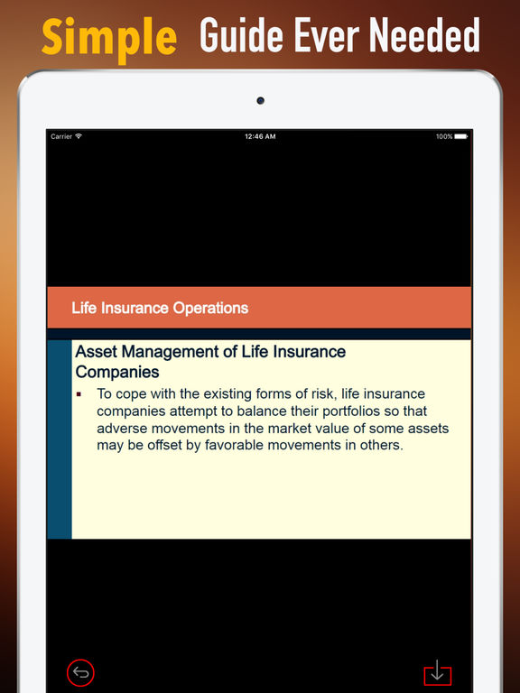 Life and Health Insurance License Exam-Study Guide screenshot 7