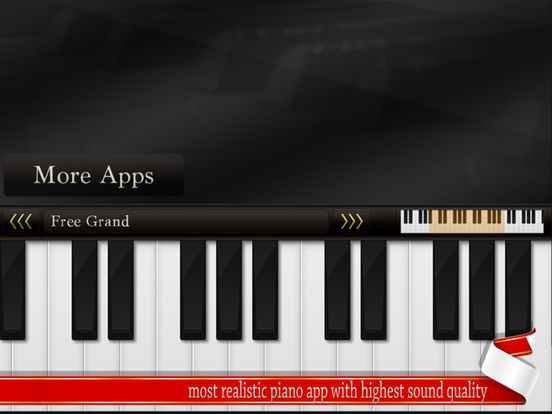 Free Piano. (Premium) screenshot 3