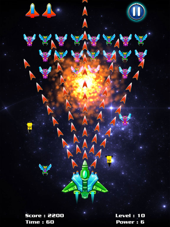 Galaxy Attack: Alien Shooter screenshot 6