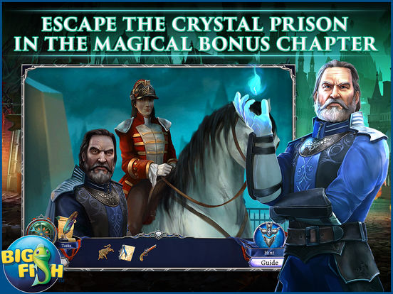 Grim Legends: The Dark City (Full) - Hidden Object screenshot 9