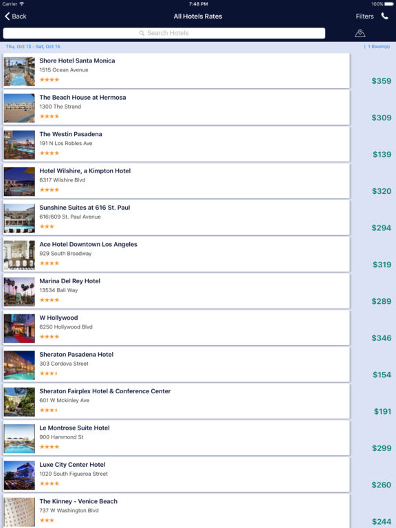 i4losangeles - Los Angeles Hotels & Yellow Pages screenshot 9