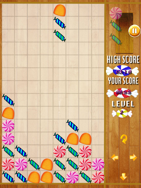 A Waterfall Blitz Candy - An Addictive Sweet Flavors screenshot 7