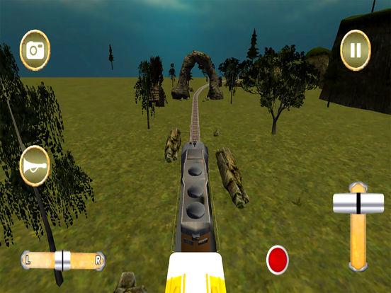 Train Racing Simulator : Bullet Racer 2016 screenshot 4