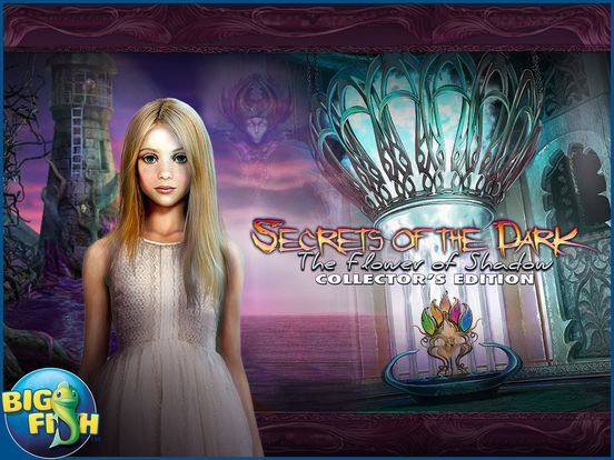 Secrets of the Dark: The Flower of Shadow (Full) screenshot 5