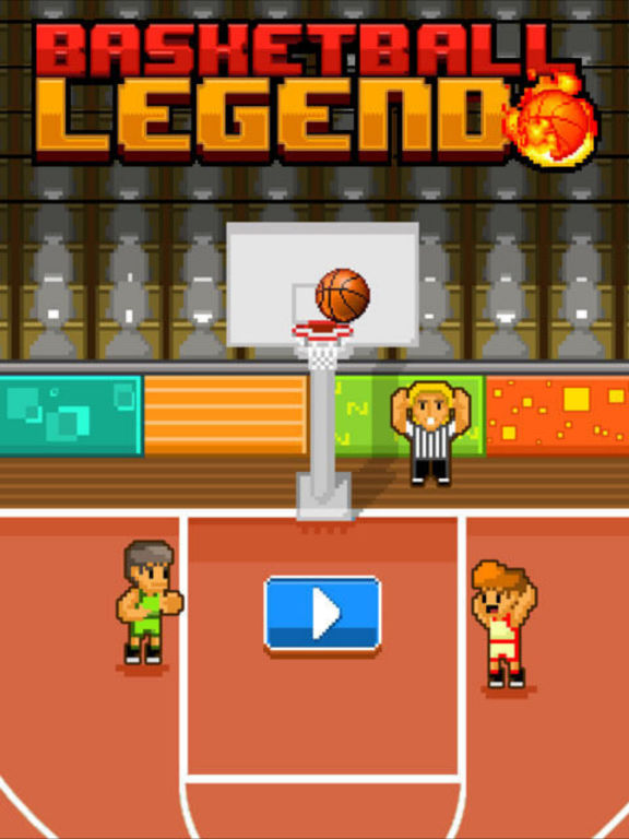 Basketball Legend screenshot 4