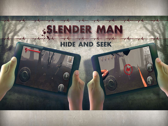 Slenderman Hide & Seek Online screenshot 6