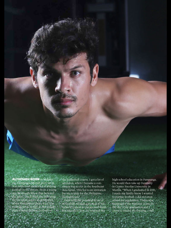 Muscle & Fitness Philippines screenshot 8