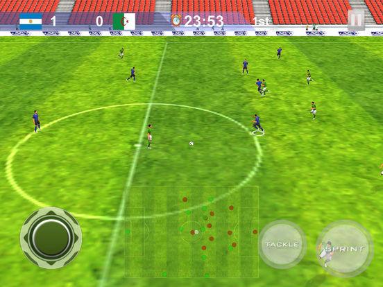 Play World Football Soccer screenshot 4