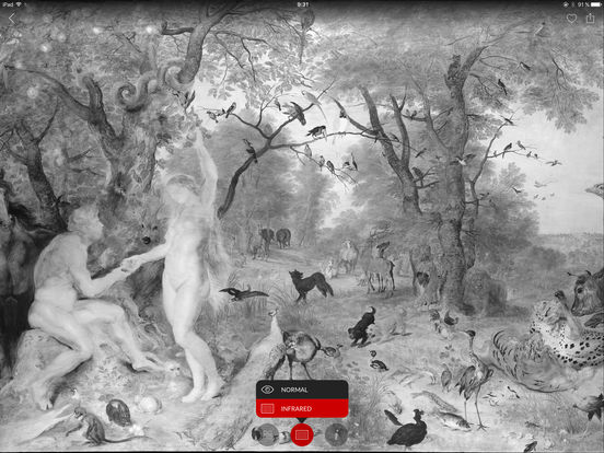 Second Canvas Mauritshuis screenshot 9