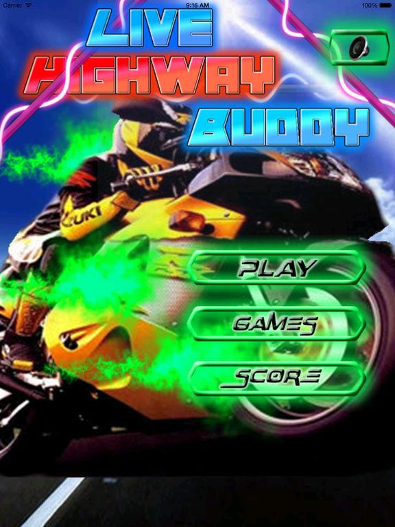 Live Highway Buddy PRO - Motorcycle Summer Amazing screenshot 6