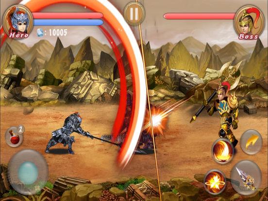 Action-Blade Of Dragon Hunter Pro screenshot 6