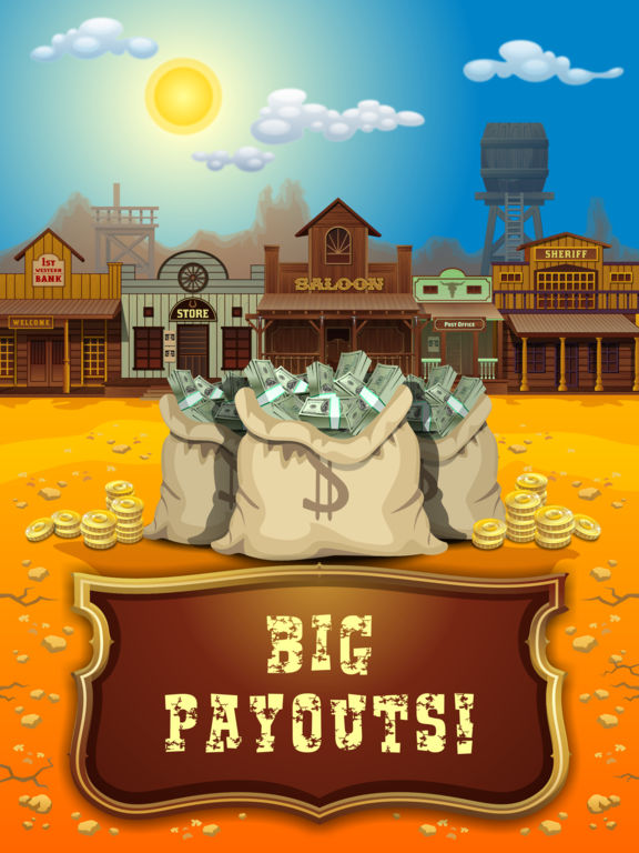 Western Cowboys Slots screenshot 8