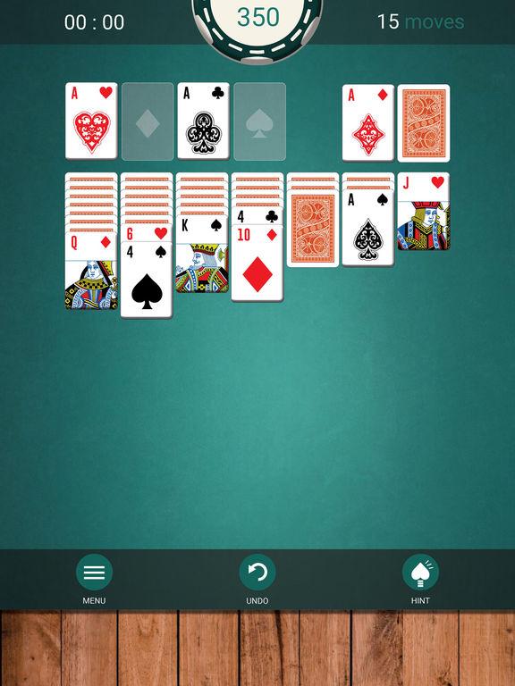 Klondike Solitaire: Card Games screenshot 9