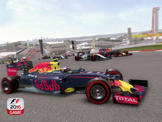 F1 2016 screenshot 9